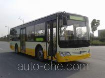 亚星牌JS6106GHEV5型混合动力城市客车