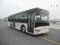 亚星牌JS6108GHBEV3型纯电动城市客车