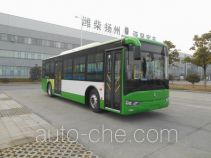 AsiaStar Yaxing Wertstar JS6108GHBEV5 electric city bus
