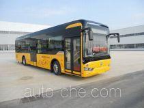 亚星牌JS6108GHEVC型混合动力城市客车
