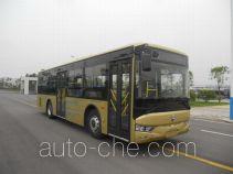 亚星牌JS6108GHEVC6型插电式混合动力城市客车