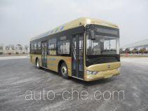 亚星牌JS6108GHEVC1型混合动力城市客车