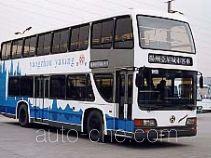 AsiaStar Yaxing Wertstar JS6110SD2 double-decker bus