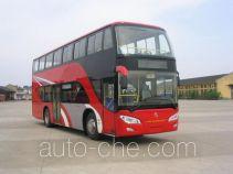 AsiaStar Yaxing Wertstar JS6111SHCJ double decker city bus