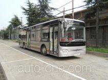 亚星牌JS6126GHEV型混合动力城市客车