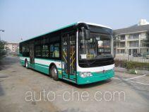亚星牌JS6126GHEV3型混合动力城市客车