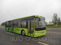 亚星牌JS6126GHEV5型混合动力城市客车