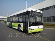 AsiaStar Yaxing Wertstar JS6128GHBEV5 electric city bus