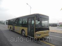 亚星牌JS6128GHEV7型插电式混合动力城市客车