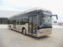 亚星牌JS6128GHEVC1型混合动力城市客车