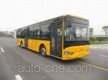 AsiaStar Yaxing Wertstar JS6128GHEVC5 plug-in hybrid city bus