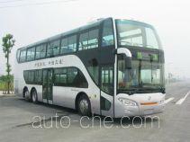 AsiaStar Yaxing Wertstar JS6130SHJ1 double decker city bus