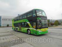 AsiaStar Yaxing Wertstar JS6130SHQCP двухэтажный городской автобус