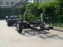 AsiaStar Yaxing Wertstar JS6760GHDP bus chassis