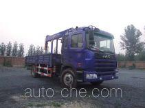 Sanji JSJ5120JSQ truck mounted loader crane