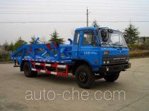 Sanji JSJ5150ZBG tank transport truck
