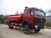 Sanji JSJ5160GYG fracturing fluid tank truck