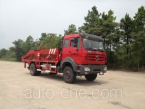 Sanji JSJ5169ZBG tank transport truck