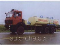 Sanji JSJ5240GCL oil well fluid handling tank truck