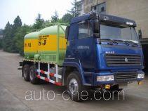 Sanji JSJ5250GXHL pneumatic discharging bulk cement truck