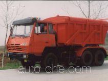 Sanji JSJ5250ZXS sand transport dump truck