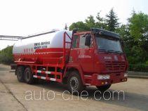 Sanji JSJ5251GXH3 pneumatic discharging bulk cement truck