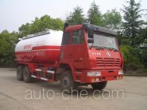 Sanji JSJ5251GXH4 pneumatic discharging bulk cement truck
