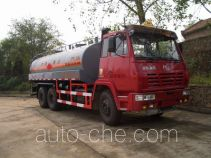 Sanji JSJ5251GYY oil tank truck