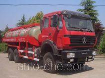 Sanji JSJ5251TGY oilfield fluids tank truck