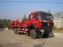 Sanji JSJ5251ZBG tank transport truck