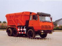 Sanji JSJ5251ZXS sand transport dump truck