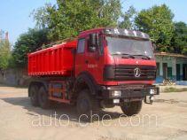 Sanji JSJ5252TYA fracturing sand dump truck