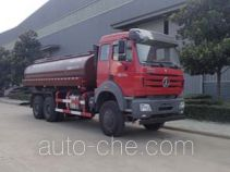Sanji JSJ5256TGY5 oilfield fluids tank truck