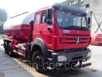 Sanji JSJ5257GXH4 pneumatic discharging bulk cement truck