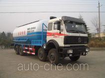 Sanji JSJ5310GXH3 pneumatic discharging bulk cement truck