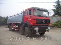 Sanji JSJ5311TGY oilfield fluids tank truck