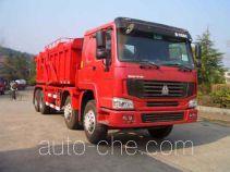 Sanji JSJ5311ZXS sand transport dump truck