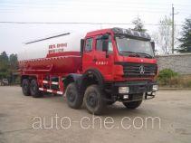 Sanji JSJ5313GXH4 pneumatic discharging bulk cement truck