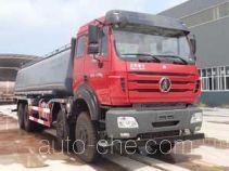 Sanji JSJ5313TGY5 oilfield fluids tank truck