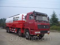 Sanji JSJ5318GXH3 pneumatic discharging bulk cement truck