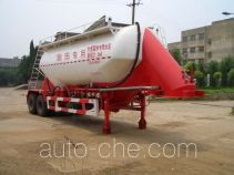 Well cementing ash trailer