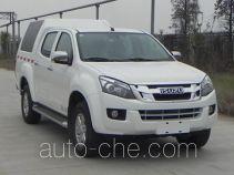 Hongdu JSV5030XXYMSA4 box van truck
