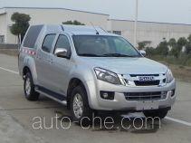 Hongdu JSV5031XXYMGA24 box van truck