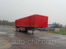 Qiang JTD9401XXY box body van trailer