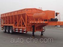Snow removal trailer