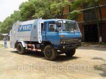 Qite JTZ5142ZYS rear loading garbage compactor truck