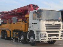 奇特牌JTZ5390THB型混凝土泵车