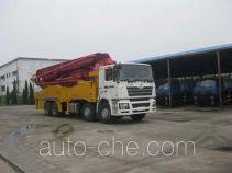 奇特牌JTZ5420THB型混凝土泵车