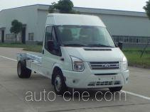 JMC Ford Transit JX1045TJA25 truck chassis