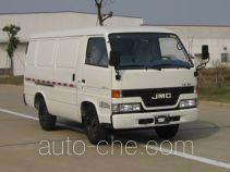 JMC JX5030XXYM box van truck